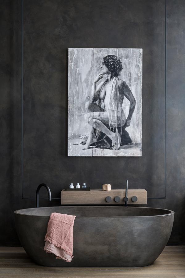 Michel 9h - Enkelheden afspejles i  den naturlige luksus