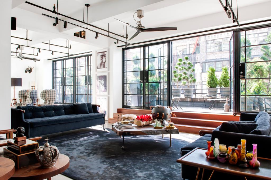 NY Loft 10 1024x681 - New Yorker Loft